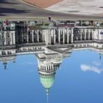 Discusión entre el gobierno y la oposición: Cartón Pintado