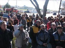 Corrientes: con el pueblo en la calle, apareció la plata