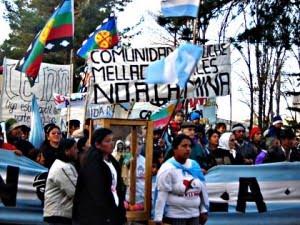 Loncopué: Autoconvocados por la salud pública