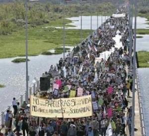 Gualeguaychú: la dignidad y la lucha por la vida no son negociables