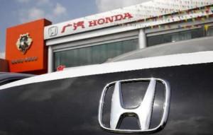 Conflicto en Honda