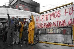 Chaco y Formosa: la lucha por el salario de los trabajadores del tanino
