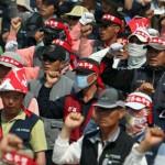Nueva huelga en China afecta plantas de Toyota y Honda.