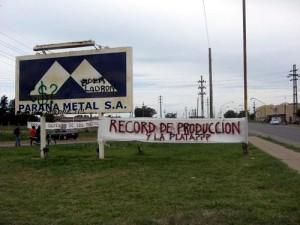 Paraná Metal: una batalla política de clase contra clase