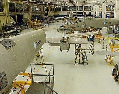 """FADEA Fabrica de Aviones """"Brig.Gral.San Martin"""" – 2011"""