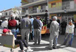 Sáenz Peña: trabajadores de un frigorífico tomaron edificio de la justicia