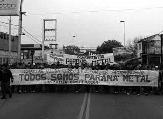 Libertad de prensa: Paraná metal, ¿dónde estás que no te veo?
