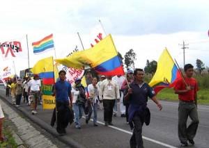 Sobre el movimiento policíaco militar en Ecuador