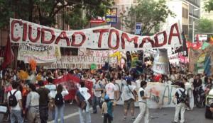Los estudiantes se enfrentan a la política reaccionaria del kirchnerismo