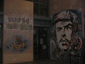 E.E.S.Nº 54 Ernesto Guevara: la autoconvocatoria  y la movilización le sacan la careta a cualquiera