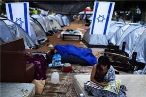 Lo que le faltaba al imperialismo en medio oriente: los indignados de Israel