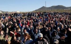 Santa Cruz: Repsol-YPF y su Estado