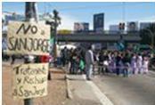 Mendoza: la lucha del pueblo quebró al bloque burgués y mandó al tacho de la basura el proyecto mega minero San Jorge