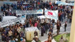 Continúa el conflicto pesquero en Puerto Madryn