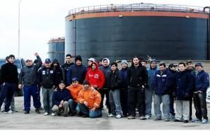 Respuesta inmediata de los petroleros: paro por tiempo indeterminado en Santa Cruz