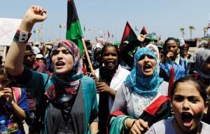 La tiranía global en Libia nos vende el verso de la democracia