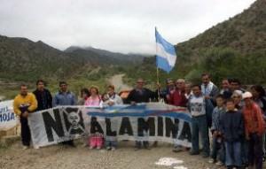 Explotación minera en La Rioja