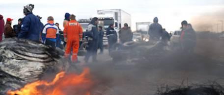Petroleros: una lucha desde las bases