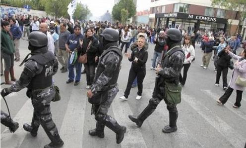 """Santa Cruz: Rebelión en """"mi lugar en el mundo"""""""