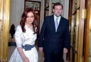 """""""Kristina"""" y Rajoy, un deseo común"""