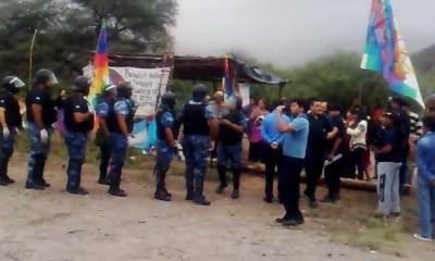 COMUNICADO ante la represión del día 8 de febrero en el corte selectivo en la ciudad de Belén-Catamarca