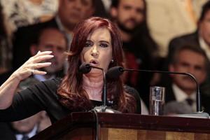 La presidenta contra las ideas de liberación del pueblo que sustentaba Belgrano