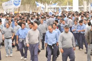 En Córdoba los obreros de Renault ponen su sintonía