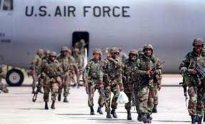Base militar yanqui en el Chaco