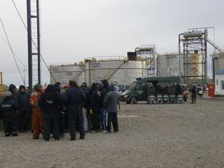 ¡Basta de persecusiones y despidos a los petroleros!