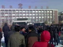 Luchas obreras y populares en China