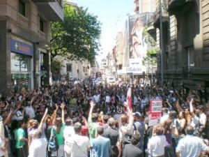 Eliminar el impuesto a la ganancia sobre el salario con movilización y unidad