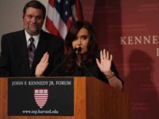 Harvard, La Matanza, los estudiantes que luchan en Buenos Aires y el espíritu oligárquico de Cristina Kirchner
