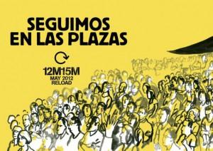 Los pueblos de Grecia y España hacen oír su voz