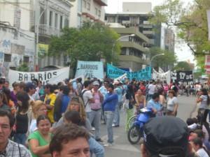 Chaco: más unidad, más autoconvocatoria, más organización y más movilización, son las armas del pueblo