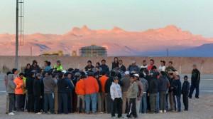 A 14 días de la toma de la minera Vale, los trabajadores amplían sus demandas y dejan al desnudo la entrega