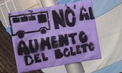 Córdoba: la suba del transporte hace explotar la bronca