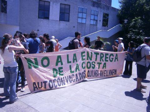 TECHINT y el saqueo de la Costa de Avellaneda-Quilmes