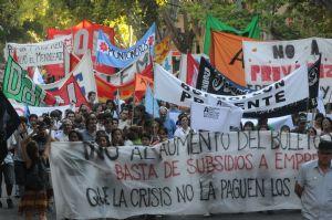 """Mendoza… """"esta lucha está comenzando"""""""