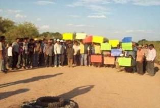 Formosa: Comunidades Wichís toman por asalto pozos petroleros y municipio