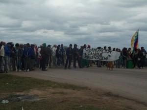 El Chaco enfrenta a las políticas de Koki y sus títeres
