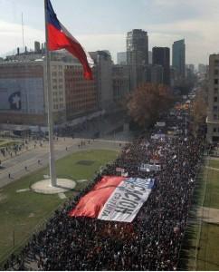 Me gustan los estudiantes: la lucha por la educación en Chile
