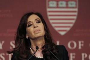"""Cristina de Kirchner, el 25 de mayo y el verbo """"empoderar"""""""