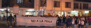 "Esquel, Chubut: ""Chau minera"" una nueva batalla ganada a las mineras"