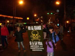 Los vecinos de Don Torcuato se autoconvocan contra basural clandestino
