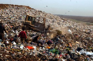 La basura capitalista