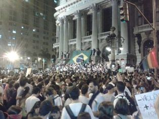 Brasil: La hora de los pueblos