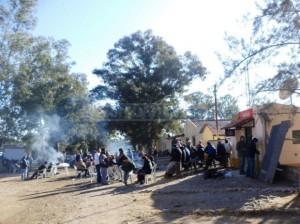 Campo Santo – Salta: trabajadores del ingenio San Isidro en lucha