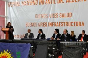Movilización de trabajadores de la salud en La Matanza, contra las mentiras y el saqueo