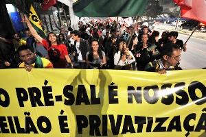 Recrudece la situación de lucha de los trabajadores y el pueblo de Brasil