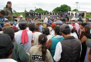 Las luchas del pueblo como hipótesis de conflicto militar en el Chaco